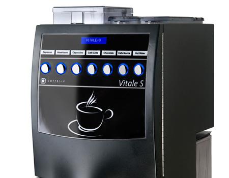 machine à café vitale S