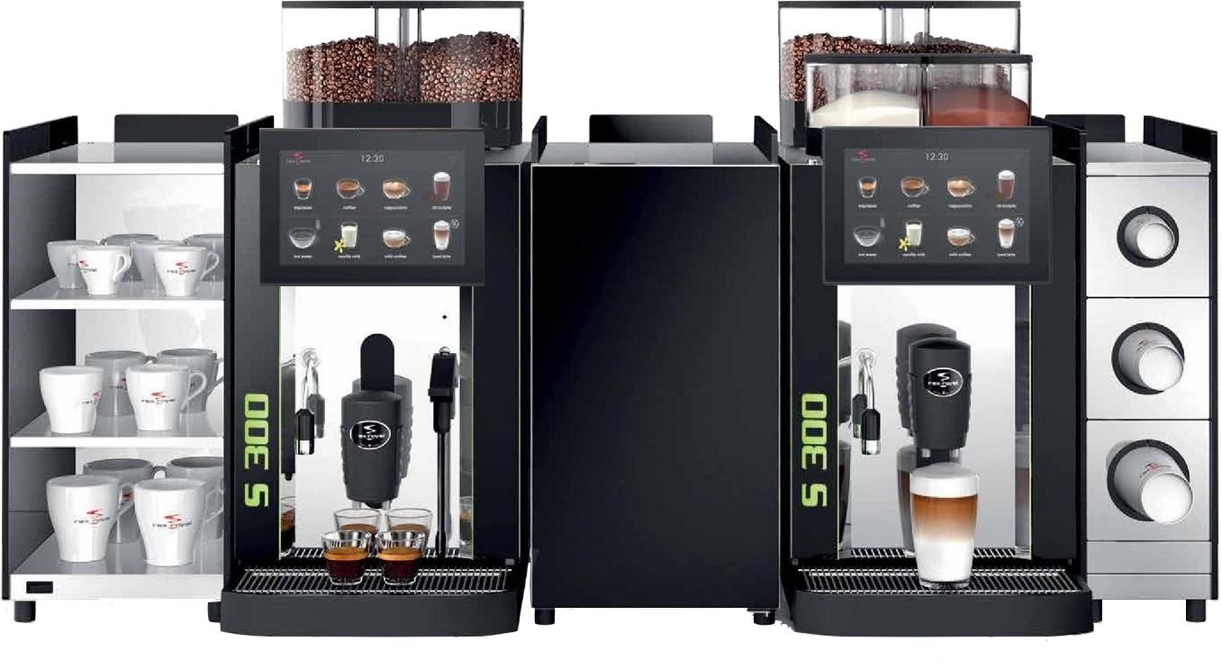 Machine à Café Grain Automatique Professionnelle Materiel et Equipement CHR Hôtel Restaurant Café Boulangerie Bureau Traiteur