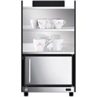 Réfrigérateur Horizontal 4L de Lait Frais avec Chauffe Tasses